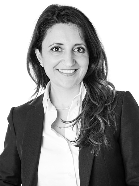 Cristina Simonetta,Head of Tenant Representation