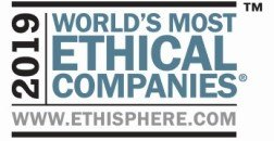 ethisphere 2019 world's most ethical companies